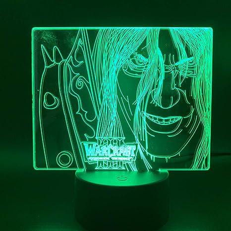 wangZJ La luz de la mesa del escritorio de la ilusión óptica ...