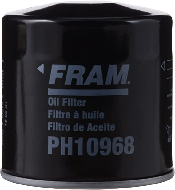 10K Mile Change Interval Oil Filter FRAM Extra Guard CH9994