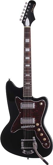Silvertone Classic 1478 BK Electric Guitar