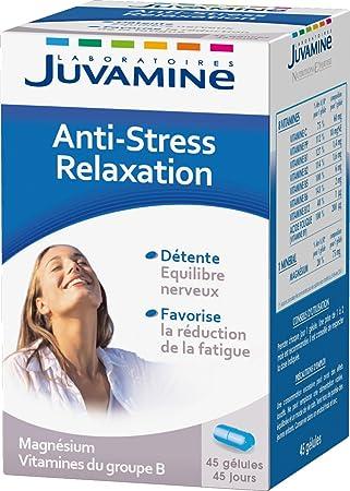 gelule anti stress