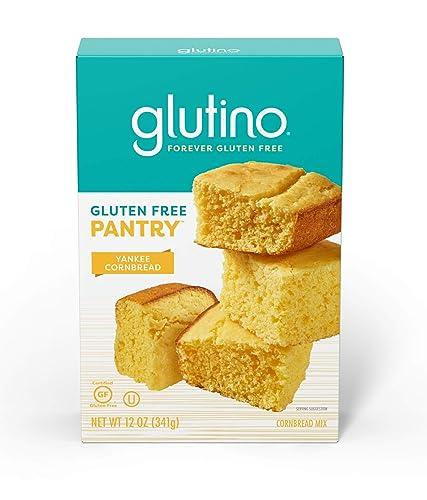 Gluten Free by Glutino Pantry Yankee Cornbread