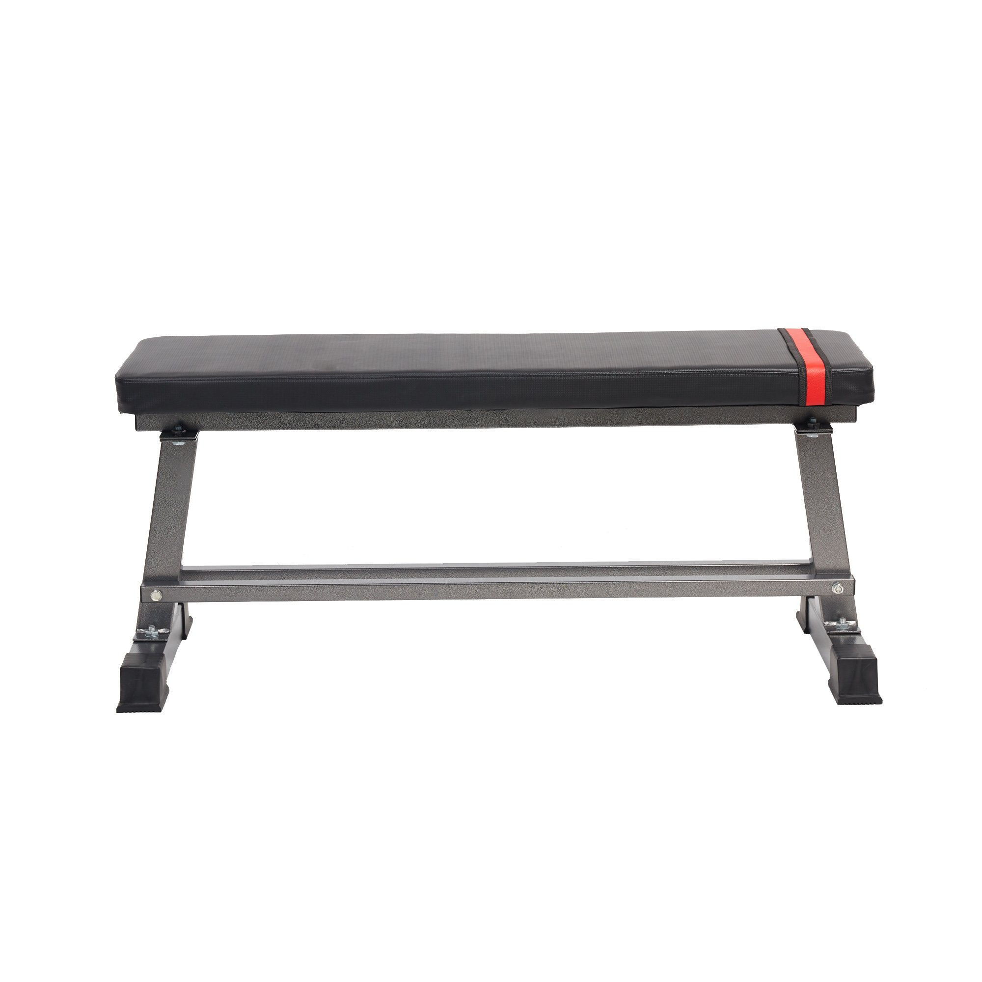 Karmas Product Flat Bench Workout with Steel Frame