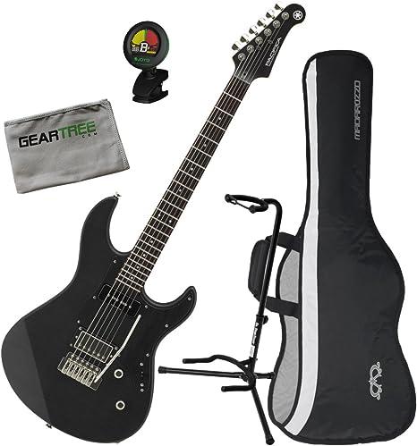 Yamaha pac611vfmx Mrbl edición limitada mate guitarra eléctrica ...