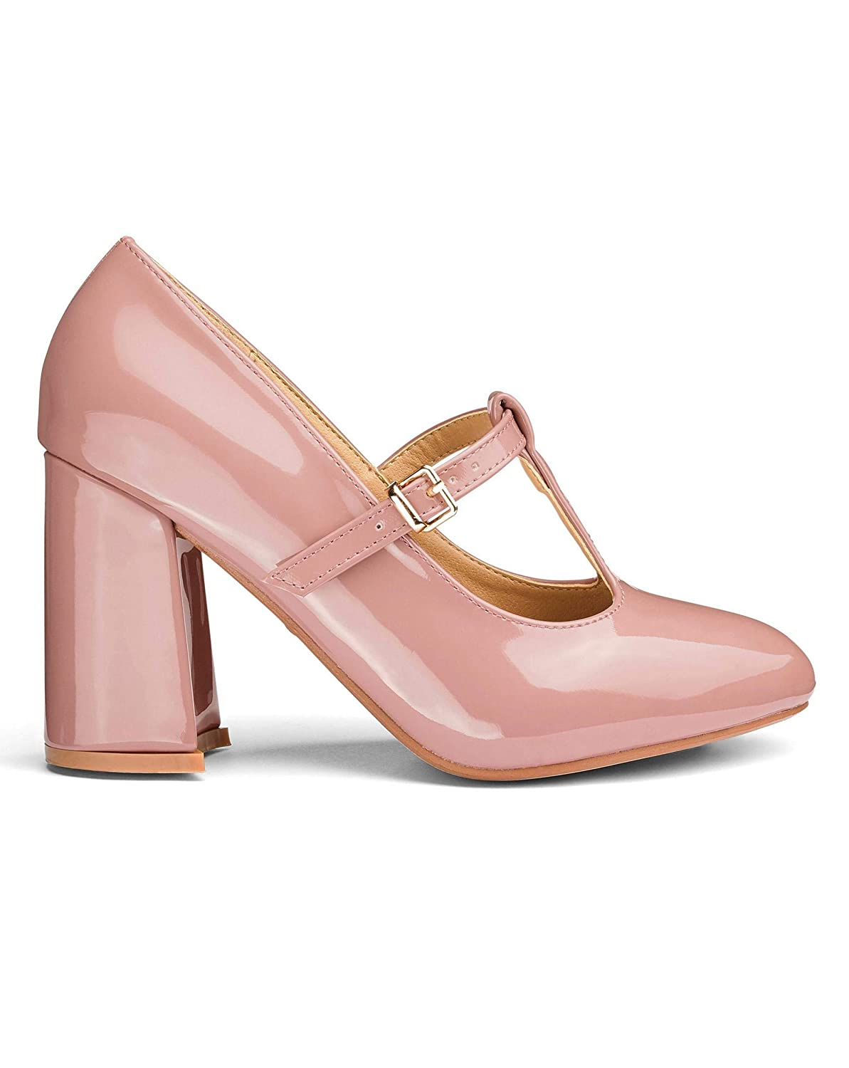 60% clearance Sales promotion huge inventory JD Williams Sole Diva Slanted Heel Courts Eee Fit