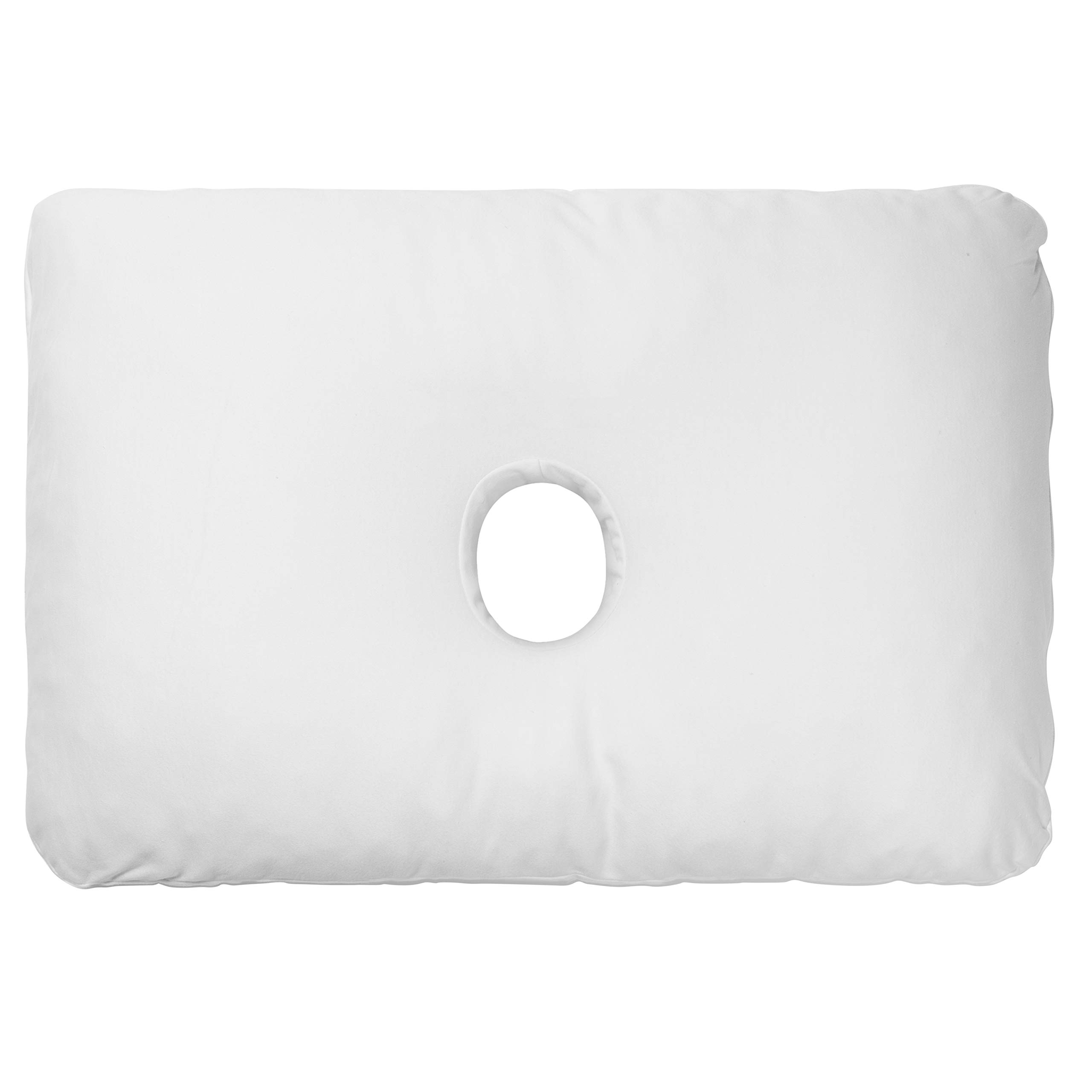 PureComfort - Pillow with an Ear Hole | CNH & Ear Pain Pillow | Adjustable | CertiPUR-US Premium Memory Foam Fill | 5Yr Warranty | 100 Night Trial by PureComfort