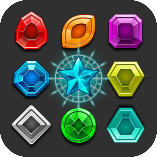 Magic Gems - Match 3 Puzzles
