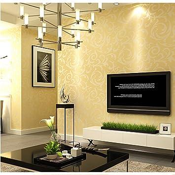 kawaicat Modern Vlies Exquisite geprägt Crochet Flower 3D Wallpapers ...