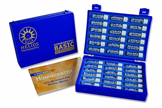 Homeopathic Remedy Kit for Beginners