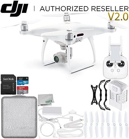 Amazon com: DJI Phantom 4 Pro V2 0/Version 2 0 Quadcopter