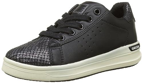 d8c8efba Geox J Aveup A, Zapatillas para Niñas: Amazon.es: Zapatos y complementos