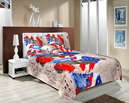 Signature Poly Cotton Bed Sheet