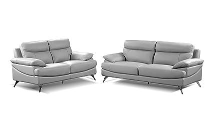 Amazon.com: Best Quality Furniture S6134Set Love Set ...