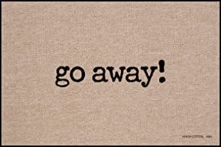 product image for HIGH COTTON Go Away Doormat