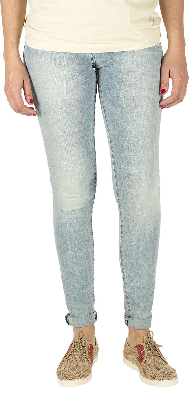 TALLA WNA/L30 (Tamaño del fabricante:38). Capitán Denim Hardy, Pantalones para Mujer