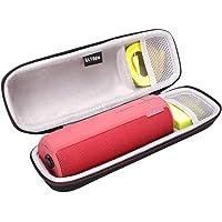 LTGEM EVA  Étui rigide Sac de rangement de voyage pour Ultimate Ears UE BOOM 2 / UE BOOM 1 Haut-parleur portatif sans fil Bluetooth. Compatible avec câble USB et chargeur mural