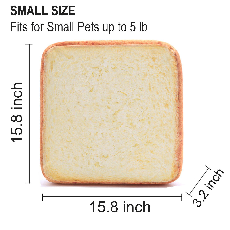 QSJi - Colchón de Espuma para Perros y Gatos, Suave, Acolchado, Rectangular, Apto para Rata, transportador y caseta: Amazon.es: Productos para mascotas