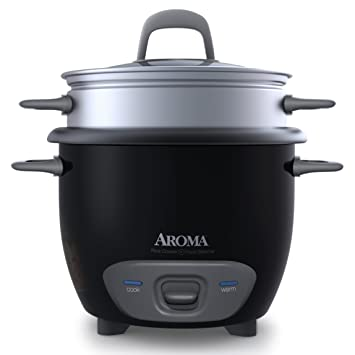 Review Aroma Housewares 6-Cup (Cooked)