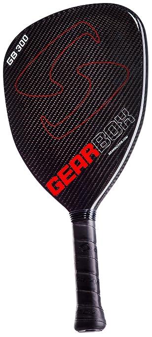 Amazon.com : Gearbox GB300 XT Teardrop Paddleball Paddle (3 ...