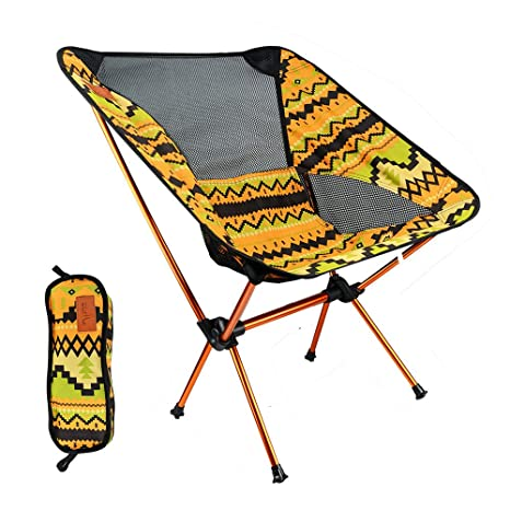 Jhua Outdoors Foldable Chair Lightweight Portable Folding Chair Sturdy Aluminium Alloy Fishing Chair with Carry Bag  sc 1 st  Amazon.com & Amazon.com : Jhua Outdoors Foldable Chair Lightweight Portable ...