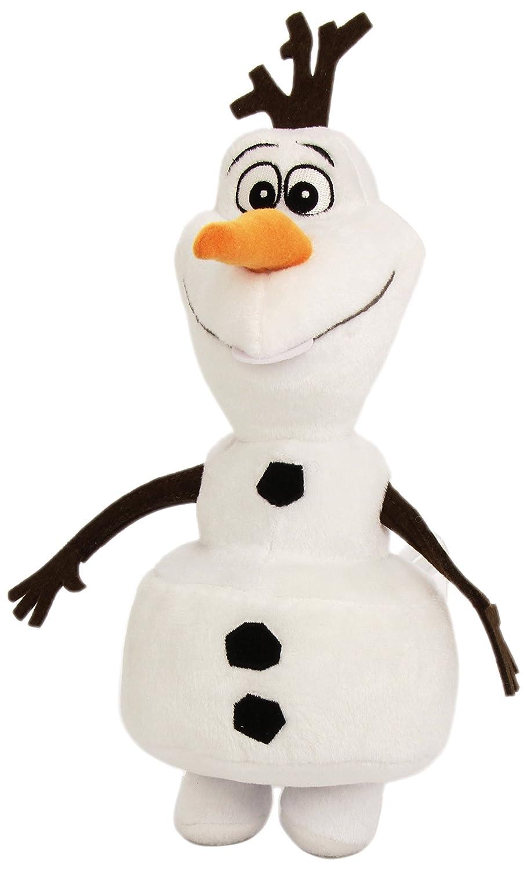 Amazon.com: Quiron Olaf Snowman Plush Medium Size 12 Frozen Disney Original 30Cm: Toys & Games