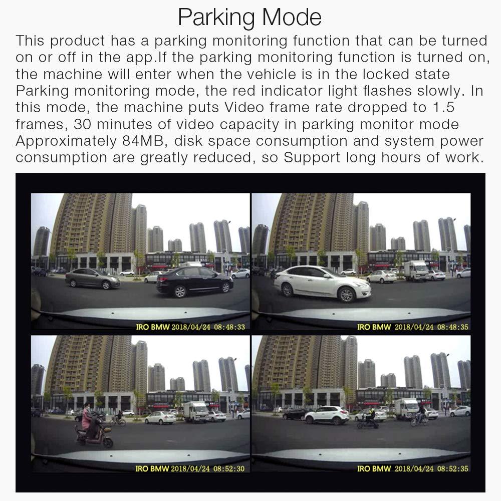IRO Dashcam for BMW 1 Series/2 Series/3 Series/4 Series: Amazon co