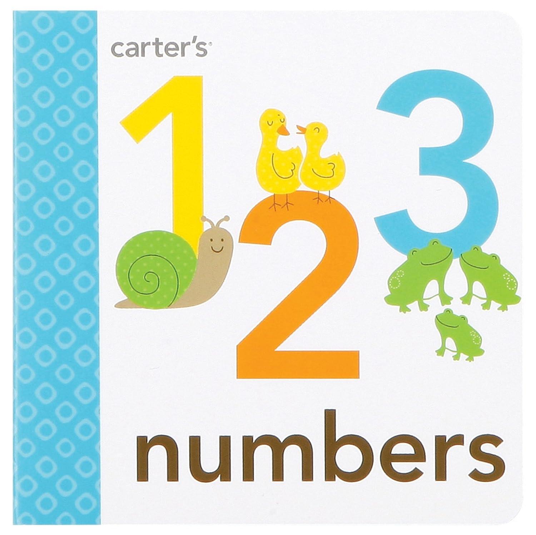 Carter 's Mini Board Book