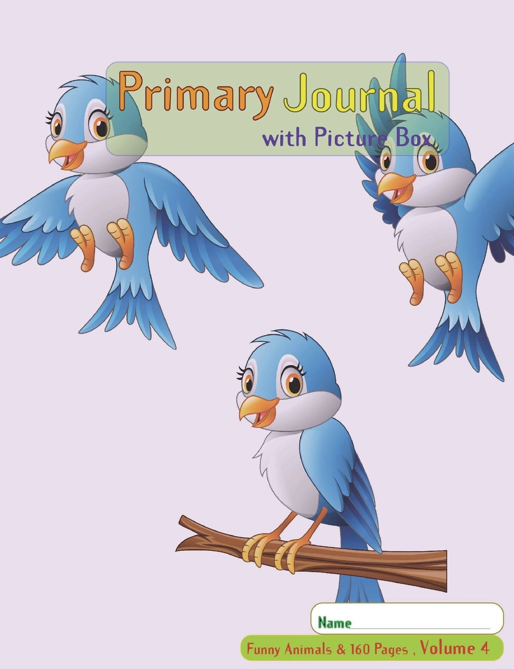 Download Primary Journal with picture box: Half page ruled, Grades K-2, Picture story block, (Volume 4) of funny animals &160 pages series; Improve creative by ... 7.44 x 9.69 Inches ,160 pages (80 Sheets) pdf