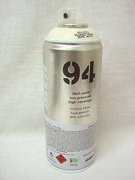 Bombe De Peinture MTN 94 (r 1013 Blanc Os)
