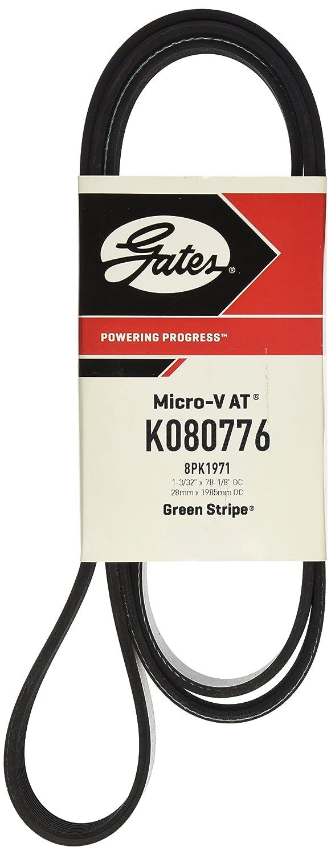 Gates K080776 Micro-V Belt