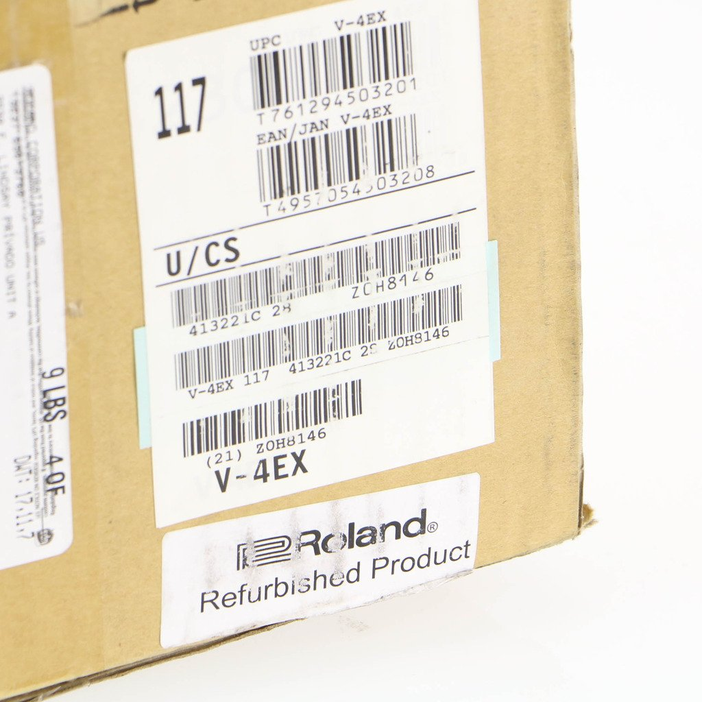 Roland V-4EX   Digital Video Mixing Device for Quality Video Performance and Web Streaming : 4-Channel by Roland (Image #2)