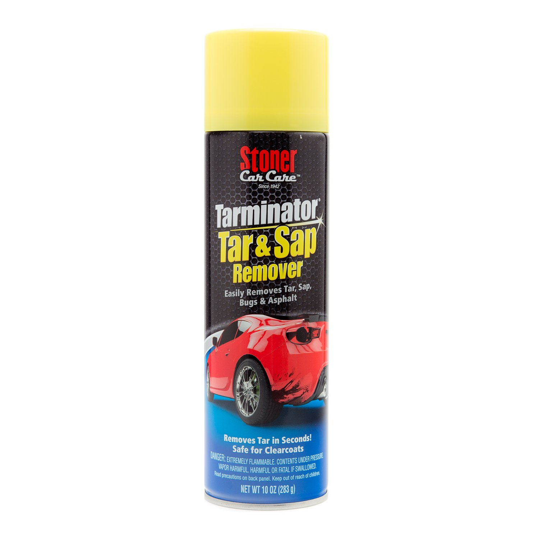 Stoner Car Care Tarminator Bug, Tar, Sap, and Asphalt Remover - 10 Ounce, 91154 - Pack of 3