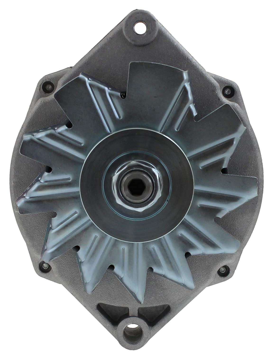 Premium HIGH OUTPUT GM 1 wire alternator 120A with Low Speed Turn on Big Block or Small Block Delco type
