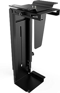 RICOO Soporte PC bajo Escritorio TRH-06 Montaje en Torre de ...