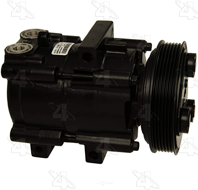 Four Seasons 57176 Remanufactured A//C Compressor with Clutch