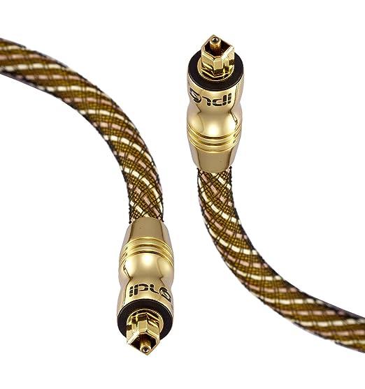 501 opinioni per IBRA®-Master Cavo audio ottico digitale Toslink (3 metri/9,6 ft)