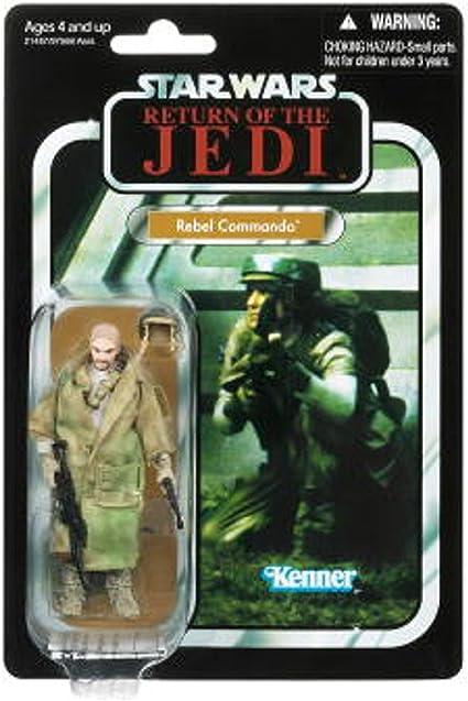 Star Wars galactic heroes figure-Endor Rebel Soldier Trooper