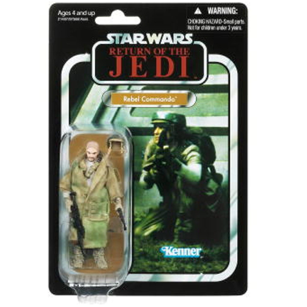 Star Wars 9,5 cm Vintage Figur Rebel Commando