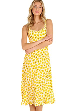 a47e8a467abb Image Unavailable. Image not available for. Color: Faithfull The Brand Noemie  Midi Dress Constance Floral Print