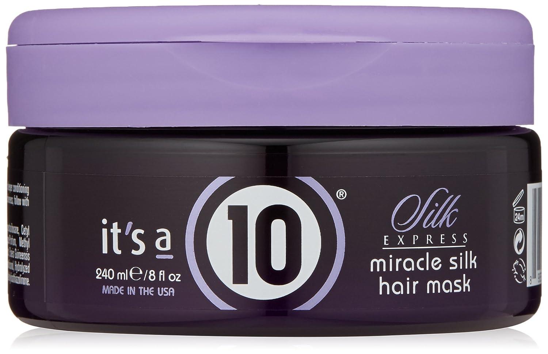 It's a 10 Ten Silk Express Miracle Silk Hair Mask, 8 Ounce It' s a 10 Ten 787734744935