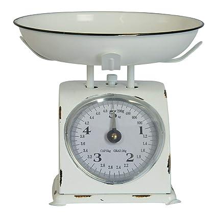 Amazon.com: VIPSSCI Antique Style Kitchen Scale Decorative ...