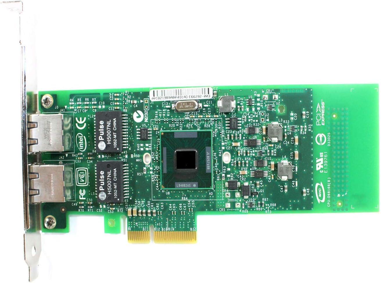 Intel PRO 1000 PS Dual Port Gigabit Ethernet NIC Dell G174P