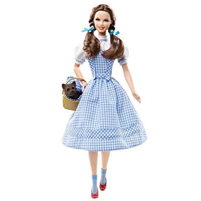 Barbie Collector Wizard of Oz Dorothy Doll: Toys & Games [5Bkhe0502438]
