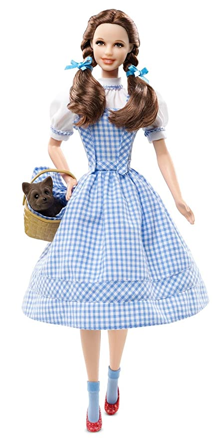 Amazon barbie collector wizard of oz dorothy doll toys games barbie collector wizard of oz dorothy doll thecheapjerseys Choice Image