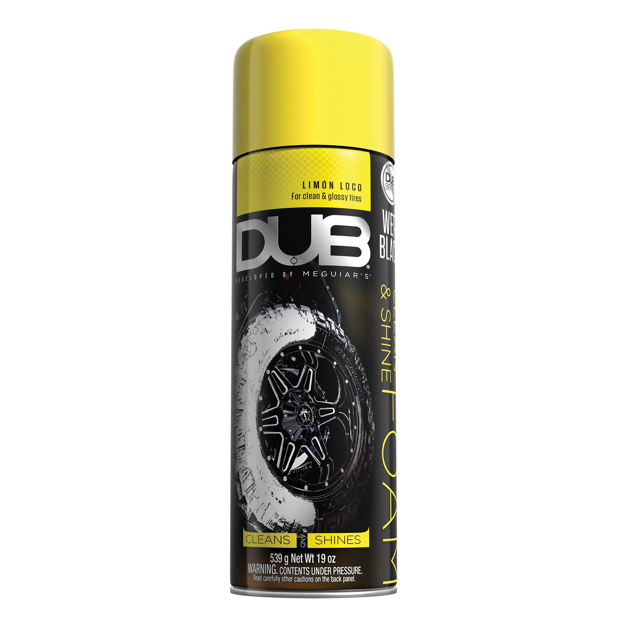 Meguiar's DUB U1819 Clean and Shine Foam - 19 oz.