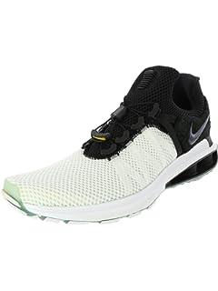 530a52b5589 Nike Men s Shox NZ Leather Running Shoes  Nike  Amazon.com.mx  Ropa ...
