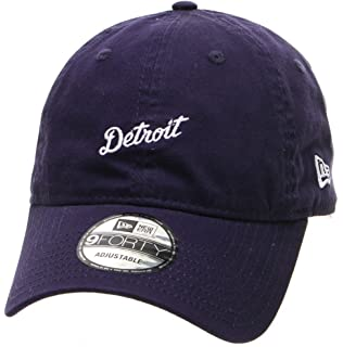 Casquette 9FORTY MLB Sunbleach Unstructured Detroit Tigers bleu marine NEW  ERA 640a7f88ed1