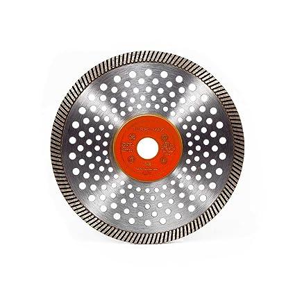 Diamante (230 x 22,2 mm Turbo Max Rocas de rígida para hormigón,