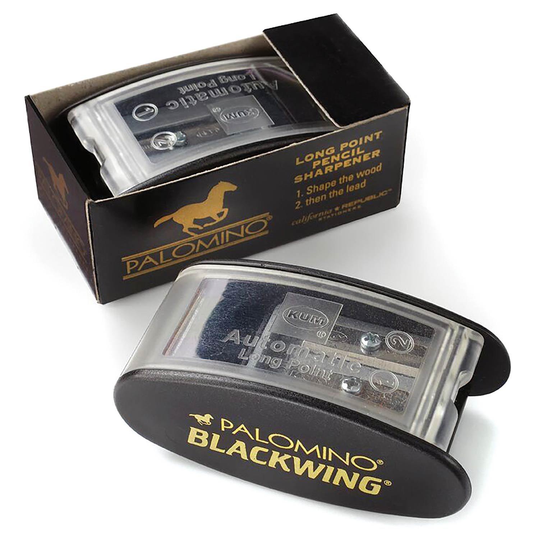 Blackwing Two-Step Long Point Sharpener Palomino 820933120053