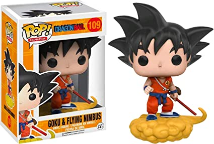 Amazon.com: Funko POP Animation Gokú de Dragonball en ...
