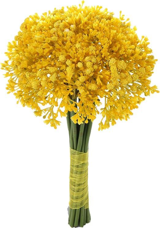 Baby Breath//Gypsophila Artificial Plant Wedding Decor Dried Pressed Flower Fresh